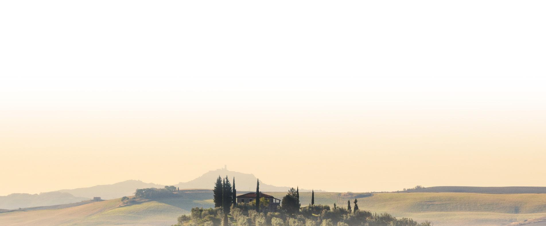 immagine Paesaggio Toscano